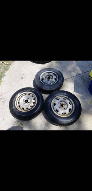 13 Inch Trailer Wheels