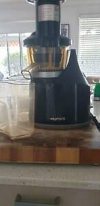 Juicer - Powerful Hurom fruit and vegetable juicer.