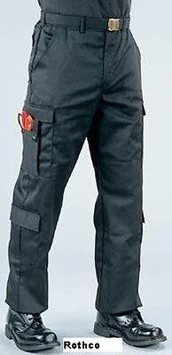 9 Pocket Emt Pant (EMT EMS 9 pocket duty pants Navy Blue Reg & Long length)