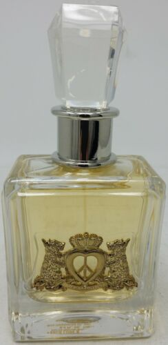 PEACE LOVE & JUICY COUTURE Perfume Women 3.4 oz EDP * BRAND