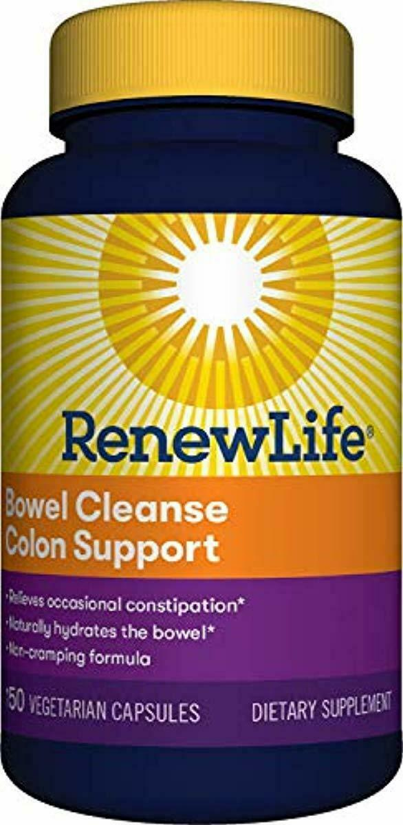 Renew Life® Adult Cleanse - Bowel Cleanse Colon Support, Co