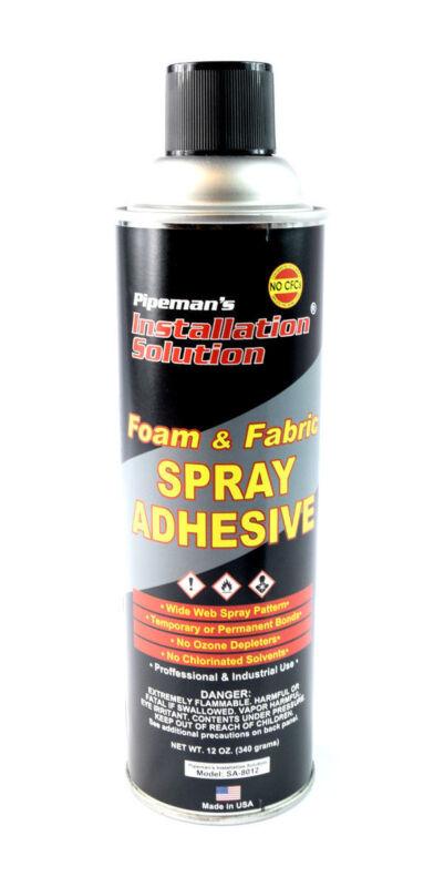 Professional Foam Fabric Upholstery leather Aerosal Adhesive Glue Spray