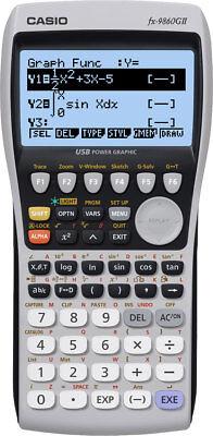 Casio FX-9860 G II Grafikrechner - Taschenrechner grafische