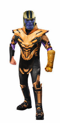 Rubies Marvel Avengers Endgame Thanos Deluxe Childs Halloween Costume 700672](Halloween Costume Deluxe)