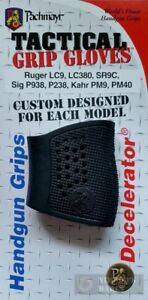Pachmayr Tactical Grip Glove for Kahr PM9 PM40 NEW FAST SHIP