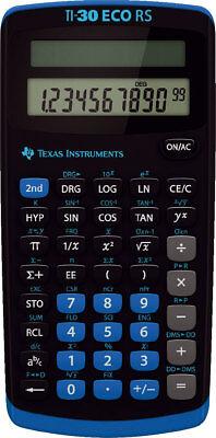 TI-30ECO RS Texas Instruments Schulrechner Solar - Taschenrechner