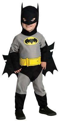 Rubies DC Comics Batman Animated Cartoon Infant Toddler Halloween Costume - Batman Cartoon Kostüm