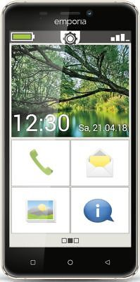 emporiaSMART2 16GB LTE 12,7 cm (5 Zoll) Notruffunktion Android 6.0
