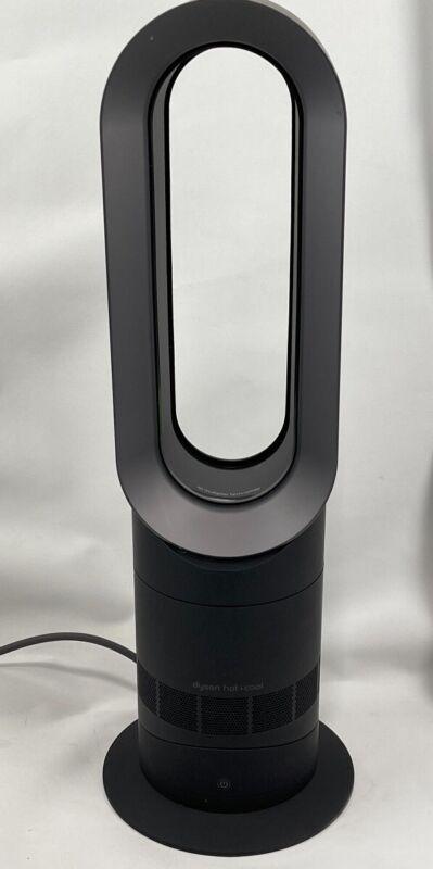Dyson AM09 Hot + Cool Jet Focus Fan Heater - Black/Silver (IL/RT6-13535-AM09B...