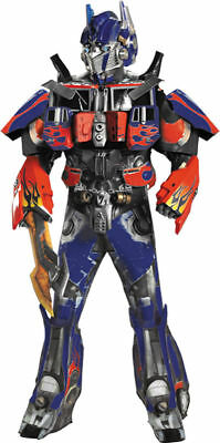 Morris Costumes Men's Tv & Movie Characters Transformers Costume 42-46. DG28526D