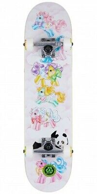 """Enjoi My First Pony 7.25"""" Pink Youth First Push Skateboard Complete - Brand New!"""