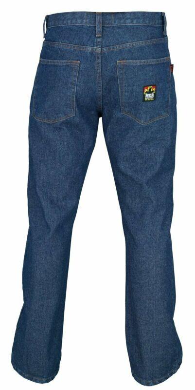 MCR Safety  P1D Flame Resistant (FR) Jeans Max Comfort 14.75 oz. 100% FR Denim C