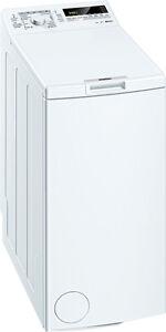 Siemens WP12T227 Waschmaschine Toplader 7 kg 1200 U/min weiß EEK: A+++