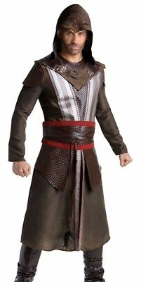 Assassin Creed Costume (Assassins Creed Aguilar Costume Deluxe Adult Mens Warrior - L XL - Fast Ship)