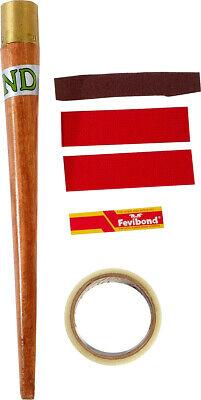 ND Cricket Toe Guard Cricket Bat Repair Kit Set Protection & Grip Cone ***New