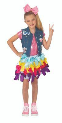 Rubies Joelle JoJo Siwa  Bow Dress Dance Moms Childrens Halloween Costume 641379