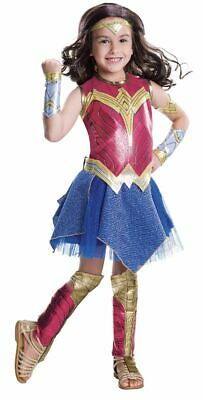 Rubies Batman vs Superman Dawn of Justice Deluxe Wonder Woman Costume Large](Costumes Of Batman)