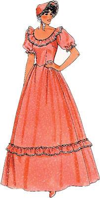 Morris Costumes Women's Short Sleeve Pattern Pioneer Piece Dress One Size. AG01 - Pioneer Costumes