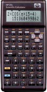 HP-35 S Hewlett Packard programmierbar Taschenrechner Algebraisch UPN Neu & OVP