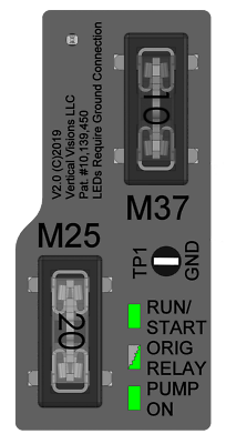 ::TIPM Plug-In Fuel Pump Relay Bypass System LITE:2007-2018 Dodge/Chrysler/Jeep/VW