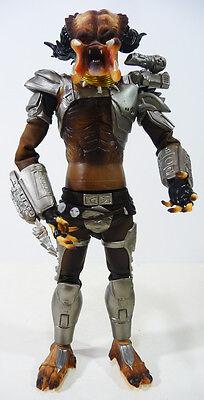 Rare 12  Predator Figure W  Box  1996  Mediacom