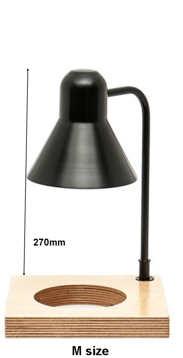Memory Lane Candle Warmer Electric Halogen Lamp Stand Korean Interior White 220V