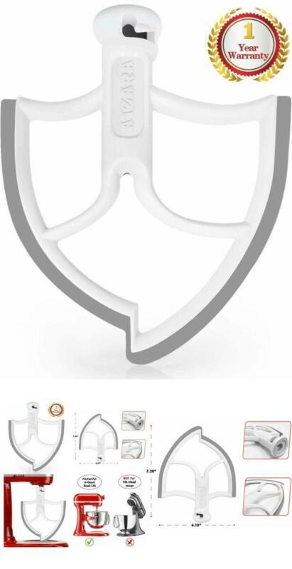 6 Quart Kitchenaid Mixer Attachments, Flex Edge Beater Paddl