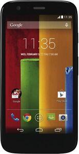 NEW Motorola Moto G - Unlocked Mobile Phone XT1033 Smartphone