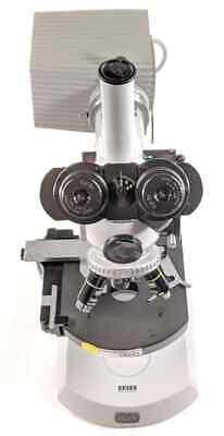 Zeiss 470914-990241 Microscope With Fluorescence Illuminator Light Source Lamp