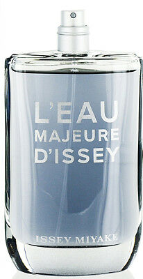 L'eau Majeure D'issey by Issey Miyake cologne EDT 3.3 / 3.4 oz New Tester