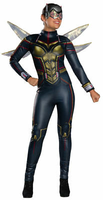 Rubies Secret Wishes Wasp Ant-Man Marvel Adult Womens Halloween Costume 821007