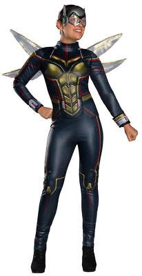 Rubies Geheim Wünsche Wespe Ant-Man Marvel Erwachsene Damen Halloween (Antman Kostüme)