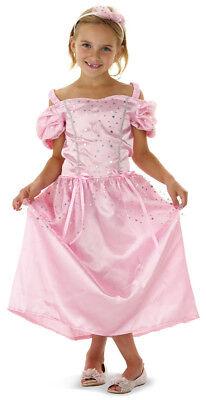 Prinzessinnenkleid rosa Kostüm Mädchen Größe 3 bis 5 Jahre Karneval - Mädchen Kleine Rosa Prinzessin Kostüm