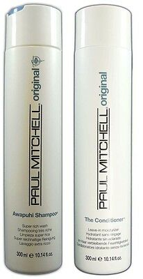 Paul Mitchell - Awapuhi Shampoo and The Conditioner 10oz Duo