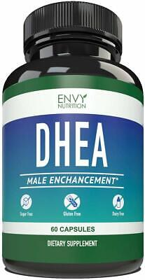 Envy Nutrition Male Enhancement Capsules - Best Supplement for Youthful (Best Nutrition For Men)