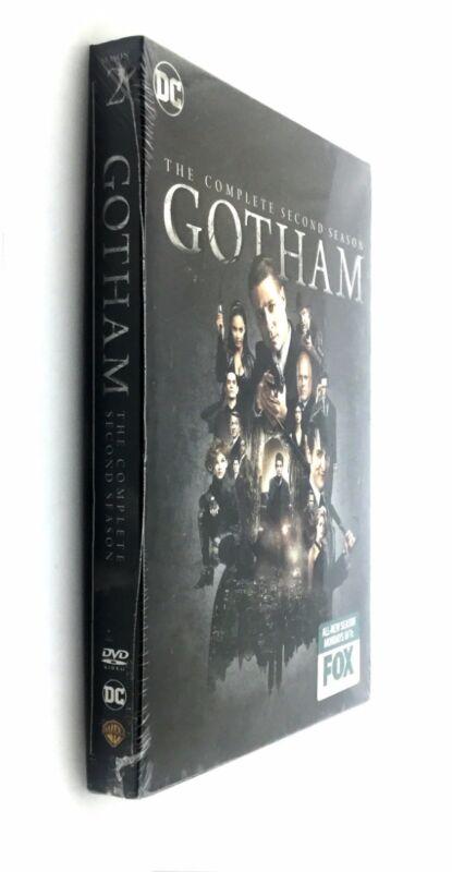 Gotham: The Complete Second Season 2 (DVD, 2016, 6-Disc Set)
