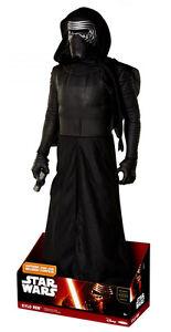 Estrella Wars VII Figura Articulada Giant Talla Kylo Ren 79cm Negra Gigante