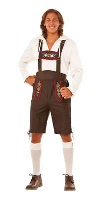 Garten Halloween-kostüm (Rubies Beer Garten Mann Deutsches Oktoberfest Erwachsene Herren Halloween Kostüm)