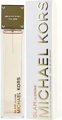 GLAM JASMINE by Michael Kors perfume for women EDP 3.3 / 3.4 oz New in Box