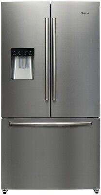 NEW Hisense HR6FDFF630S 630L French Door Refrigerator