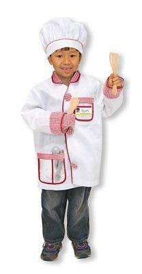 Childrens Chef Role Play Set Fancy Dress Costume for Boys & Girls Melissa & Doug