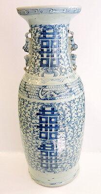 Bodenvase, Porzellan, Wohl Qing Dynastie, China gebraucht kaufen  Tegernsee