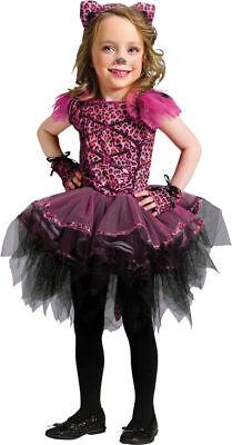 Toddler Girl 2t Halloween Costumes (Morris Costumes Girl's Ballerina Leopard Tutu Toddler Costume 24M-2T.)