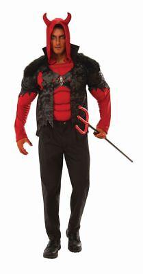 Rub - Herren Kostüm Teufel Halloween Karneval Fasching