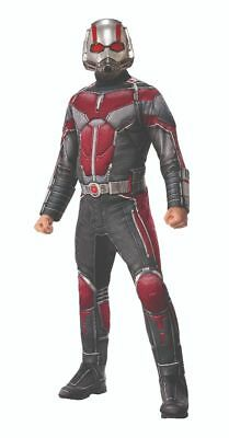 Ant-Man and the Wasp - Ant-Man Adult Deluxe - Ant Man Costume