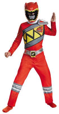 Morris Costumes Boys Power Rangers Dino Charge Classic Costume 4-6. - Power Rangers Costume Boys