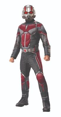 Rubies Marvel Comics Ant-Man and the Wasp Deluxe Adult Halloween Costume 821006 (Wasp Marvel Halloween Costume)