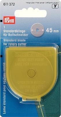 611372 Nr 1 Standardklinge für Rollschneider ø 45mm von Prym Art.