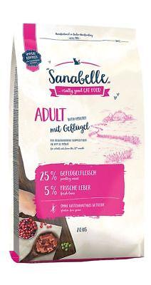 Sanabelle Adulto Con Frischem Aves de Corral 2KG