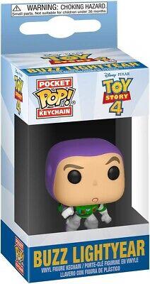 Funko - POP Keychain: Toy Story 4 - Buzz Brand New In Box